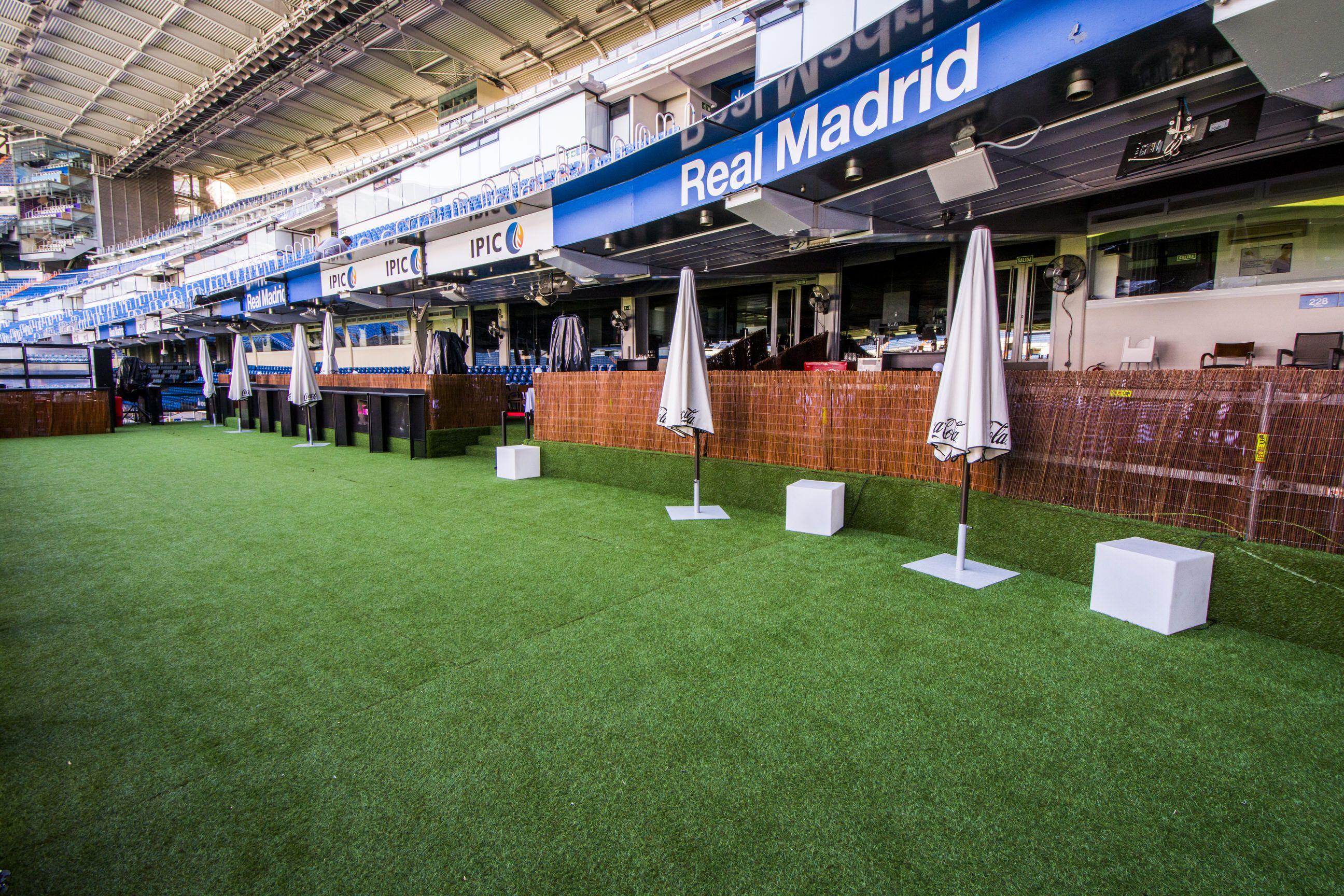 Pin En Trz Bernabéu