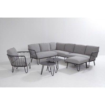 Premium Lounge Set 4 Seasons Outdoor Pinterest - lounge gartenmobel gunstig