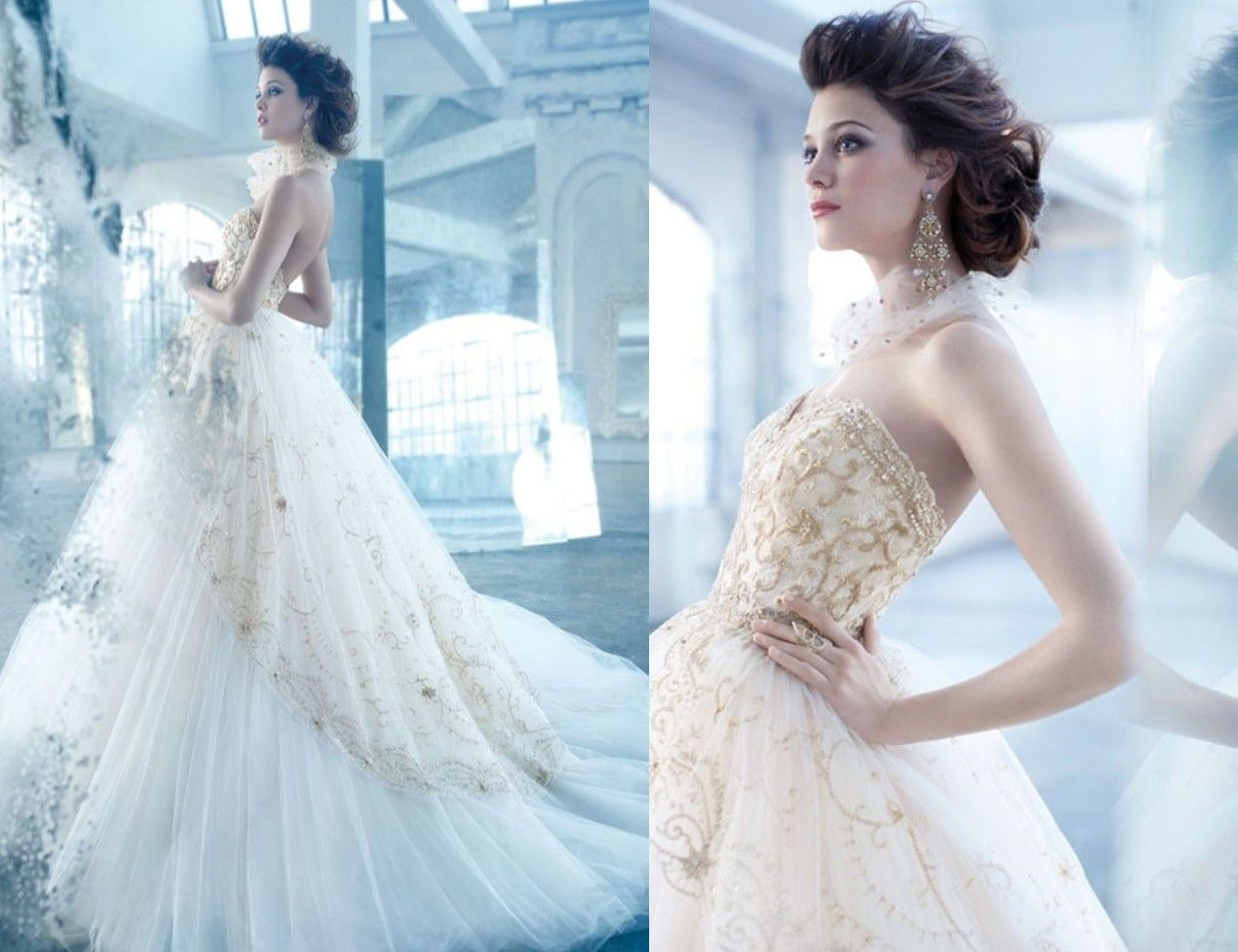 Magnificent Lazaro Prom Dresses Festooning - Womens Dresses & Gowns ...