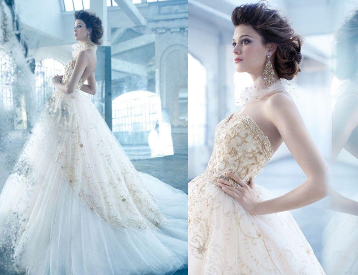 Exelent Wedding Dresses By Lazaro Gift - All Wedding Dresses ...