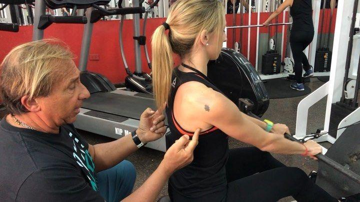 @beltranlulu @itoiturriaga  ENTRENAMIENTO INTELIGENTE - - ✅Tres ejercicios ligados para tres dominan...