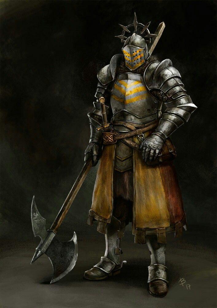 Fantasy Medieval Knight Valdaerin Templar | Va...