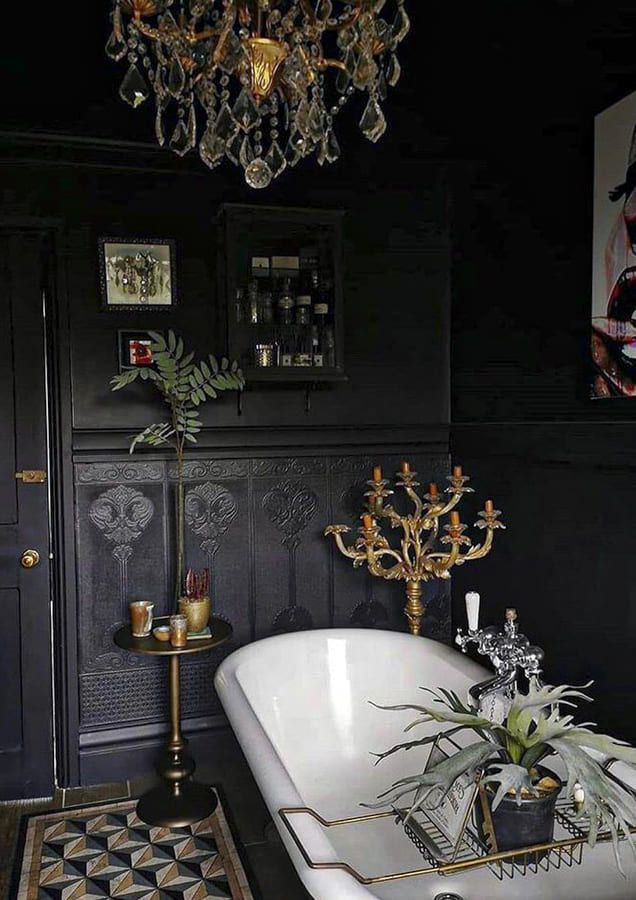Photo of Black bathroom accessories and design ideas in 2021 – Women style, hairstyles, nail design, makeup | womenstyle.com