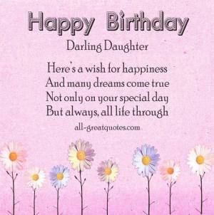 Click For FREE Birthday Cards Daughter