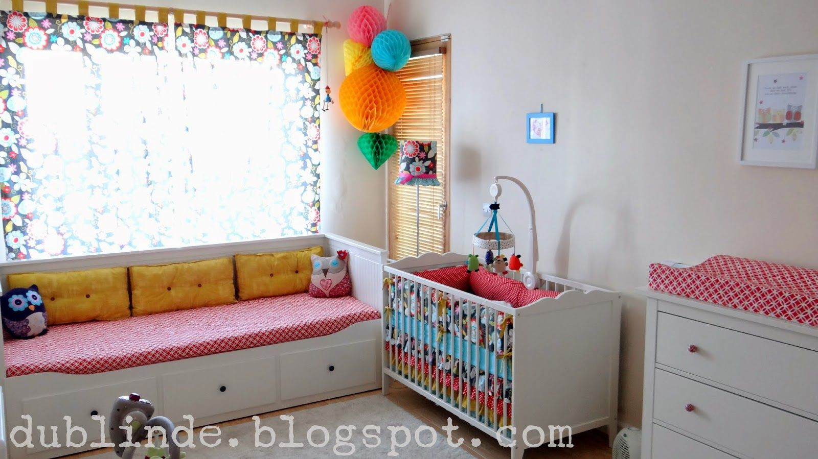 ikea hemnes daybed nursery kinderzimmer kinder zimmer ve hemnes tagesbett. Black Bedroom Furniture Sets. Home Design Ideas