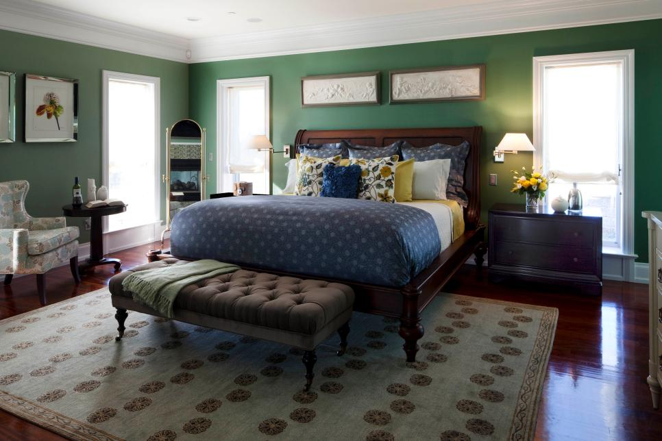 Pictures of Bedroom Color Options From Soothing to ...