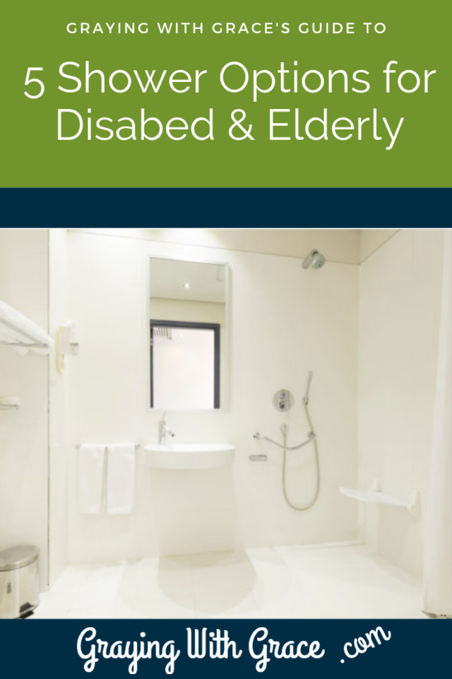 Guide to Shower Options for the Disabled Tub shower