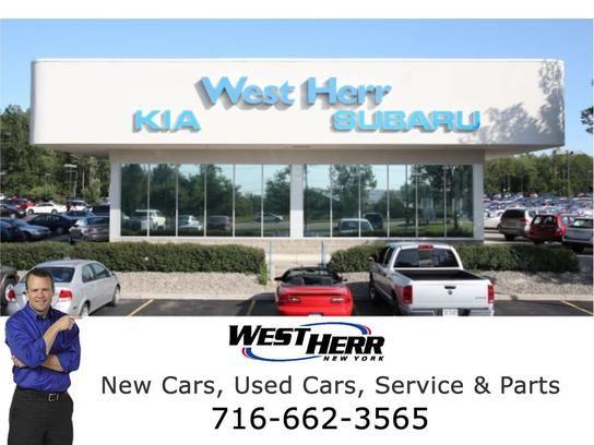 West Herr Used Cars >> West Herr Subaru Kia Orchard Park Ny 14127 Car Dealership