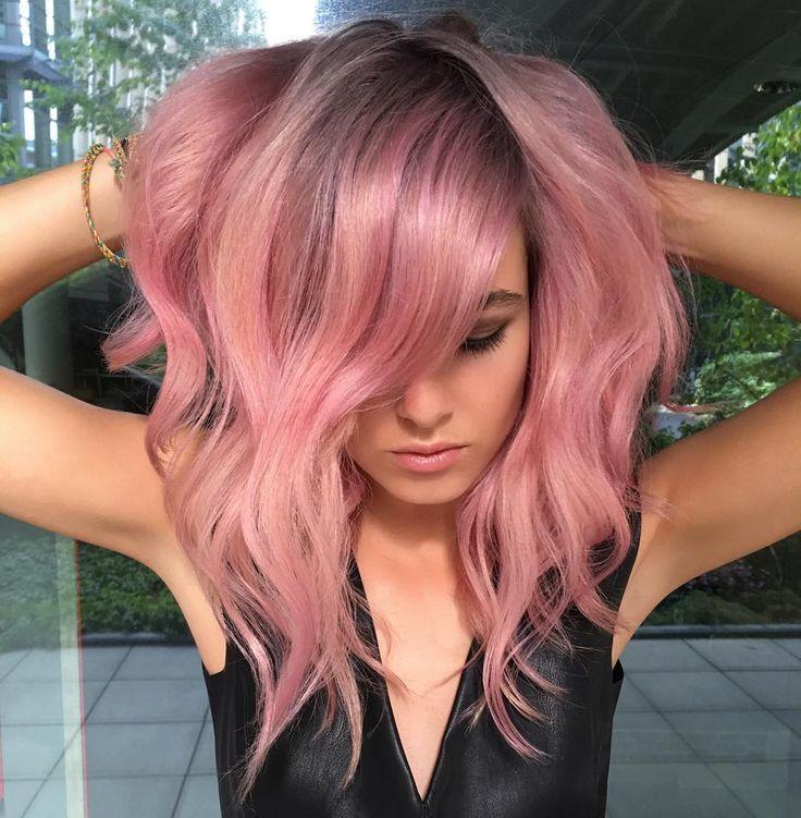 жизни как сделать фото с розовым оттенком реальных