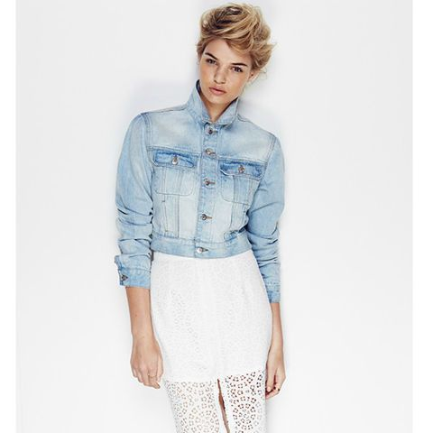 Maurie & Eve Exhale Jacket 'Sundrenched Denim' | STYLE MILK SHOP-Bec & Bridge, Maurie & Eve