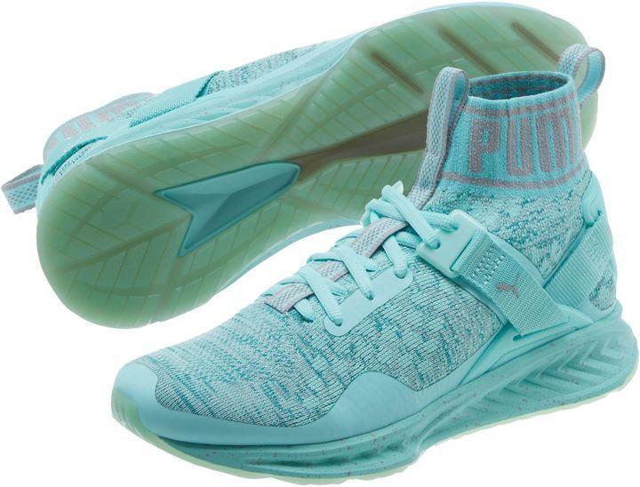 Puma IGNITE evoKNIT Pastel Women s Training Shoes  a4c618568