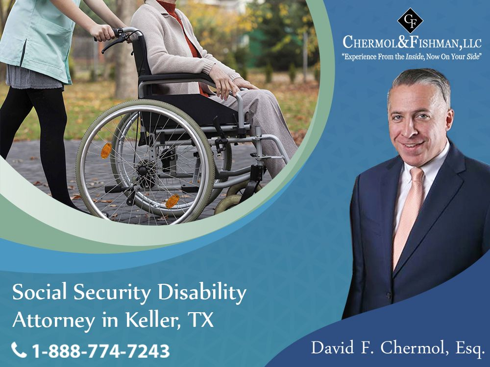 Social Security Disability Attorney In Keller Tx In 2020 Social Security Disability Disability Lawyer How To Defend Yourself