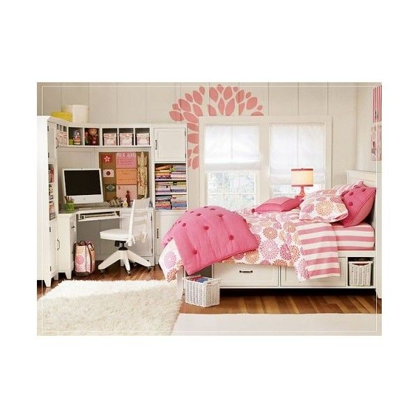 Teen Room Designs ❤ liked on Polyvore featuring rooms, house