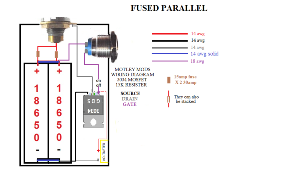 Motley Mods Box Mod Wiring Diagrams,Led on,Switch ... on
