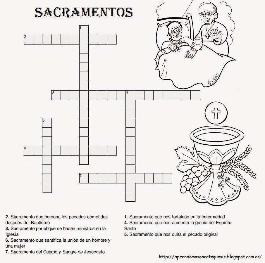 Resultado de imagen para pinterest religion catolica los sacramentos ...