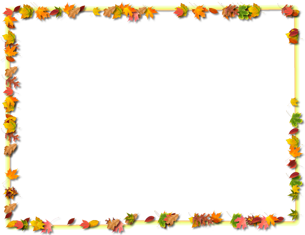 hight resolution of thanksgiving clipart border