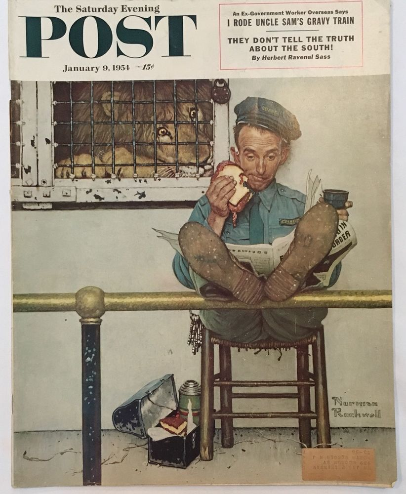 32+ Norman rockwell book value info