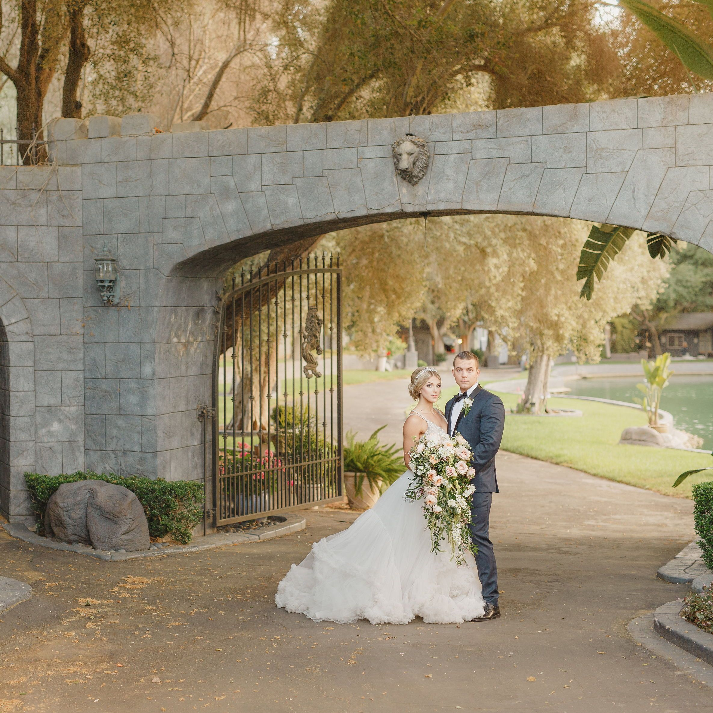 The most magical wedding venue in Southern California. The