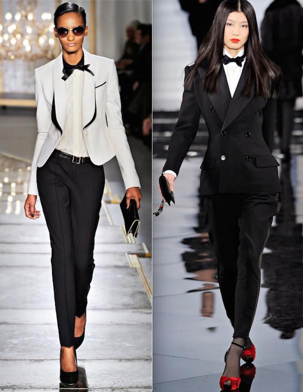 Image result for ralph lauren womens tuxedo | Hot for Dakota ...