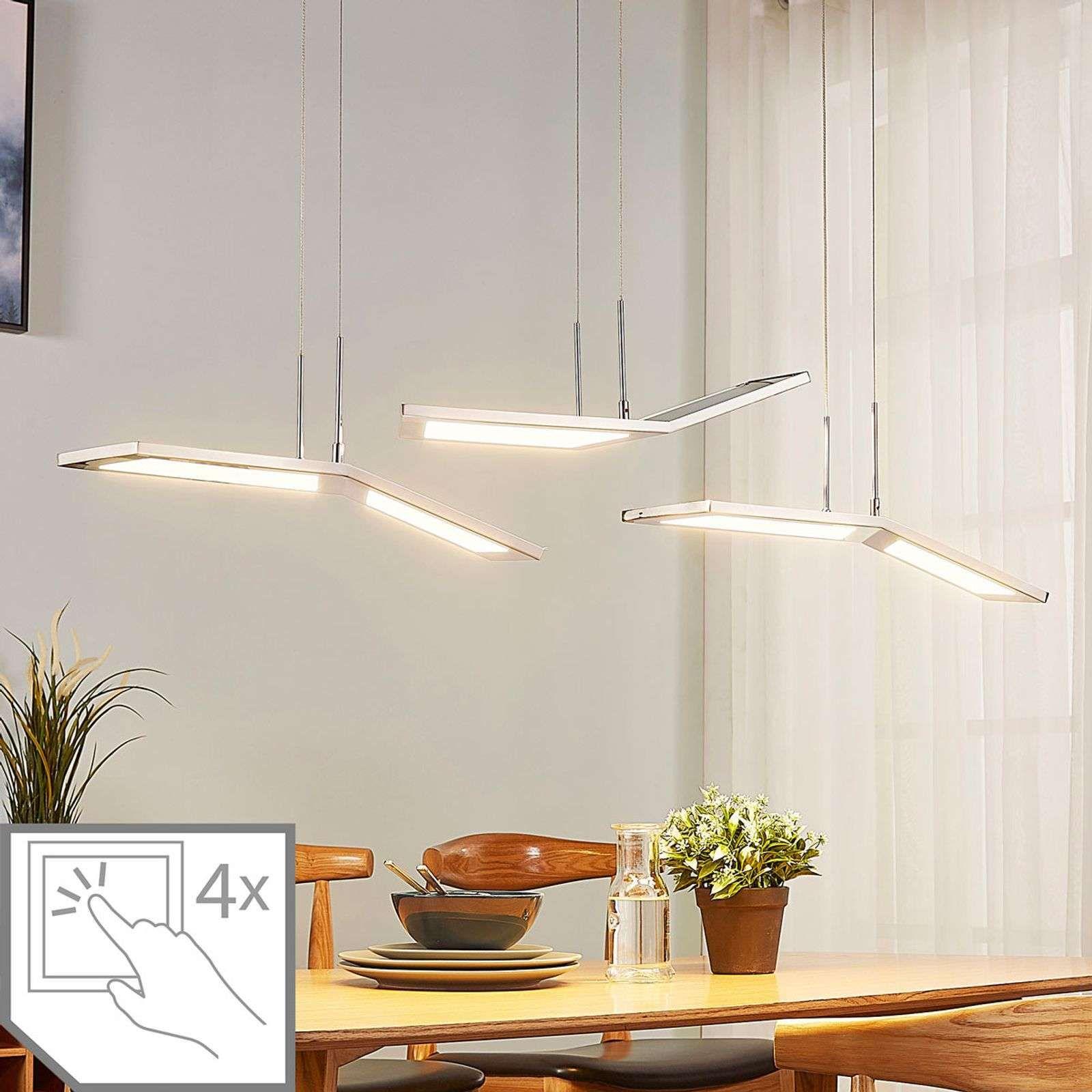 Dimbare Led Hanglamp Luciano Van Lampenwelt Com In 2020 Hanglamp