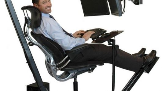 MYPCE - very ergonomic workstation - Images
