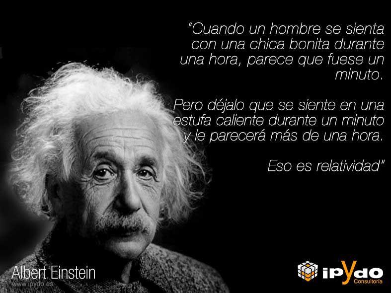 Frase Célebre De Albert Einstein Relacionando Con El 14 De