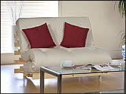 Express Mito 2 Seat Futon Sofa Bed