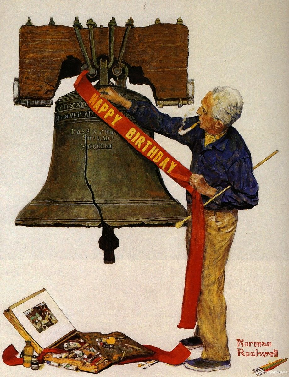 Norman Rockwell Art | Norman Rockwell Paintings 134.jpg | Norman ...