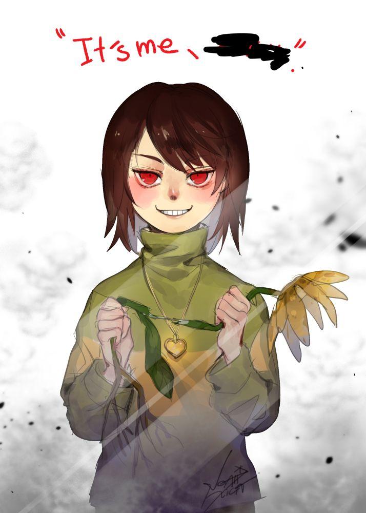 Chara  Your best friend | HOMIEcide | Undertale fanart, Anime, Chara