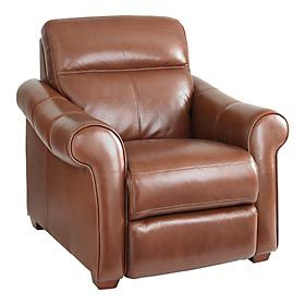 Recliner w/Power- for family room from Bassett?