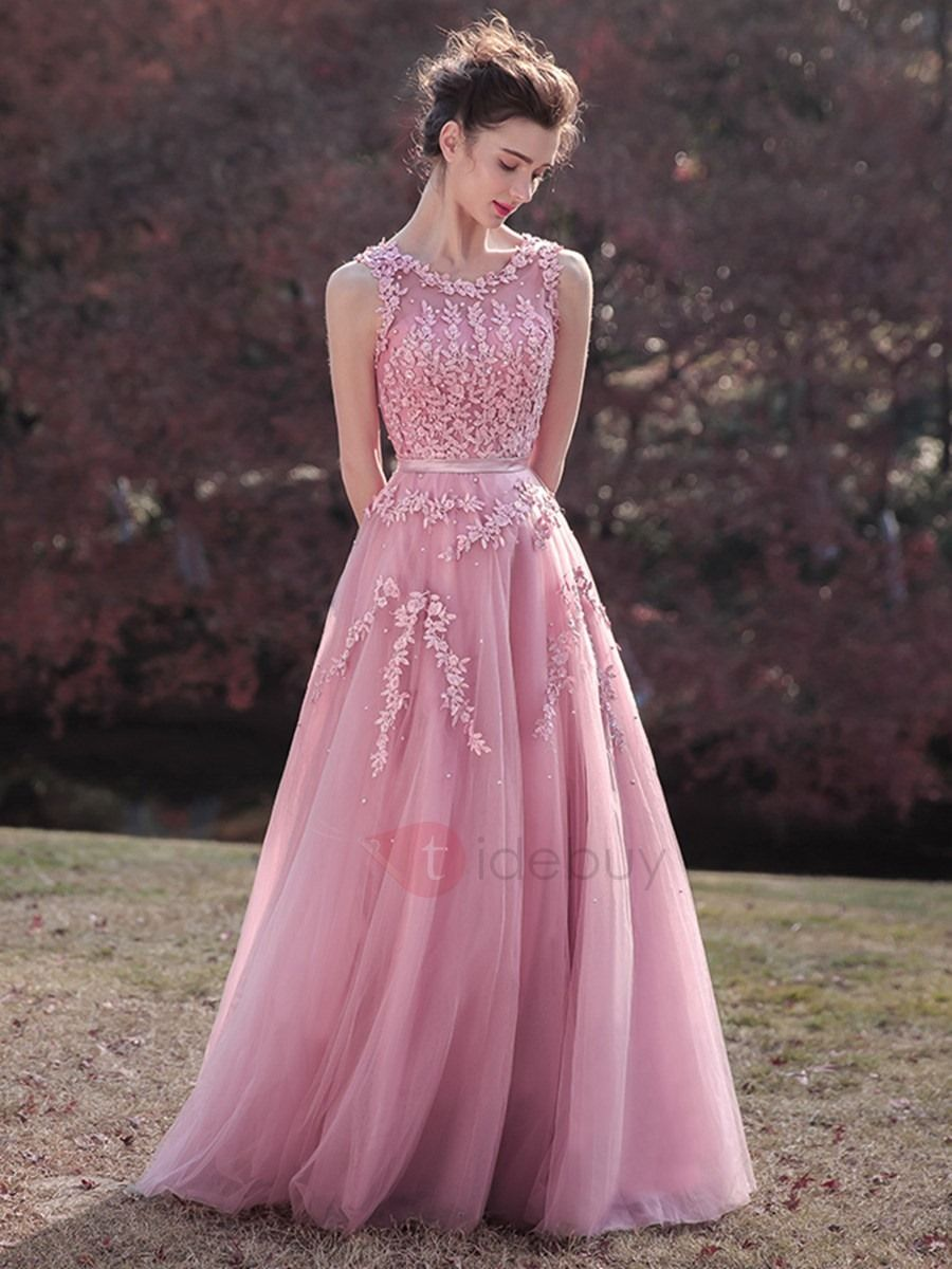 Asombroso Tidebuy Prom Dresses Ideas Ornamento Elaboración ...