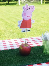 Sugarbliss: Peppa Pig Birthday Party!