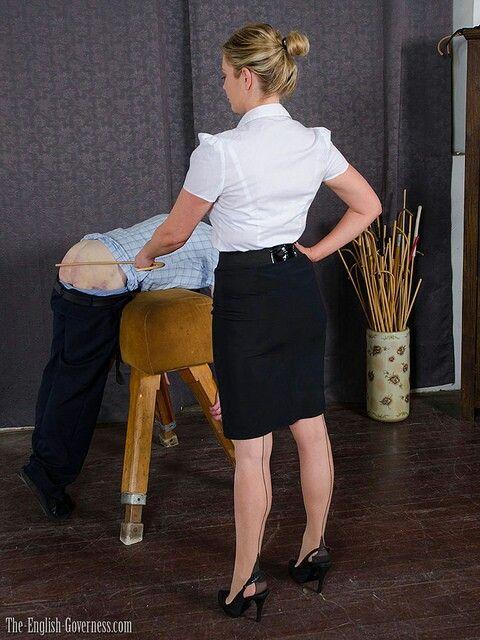 Pingl Sur Severe Mistress Porter