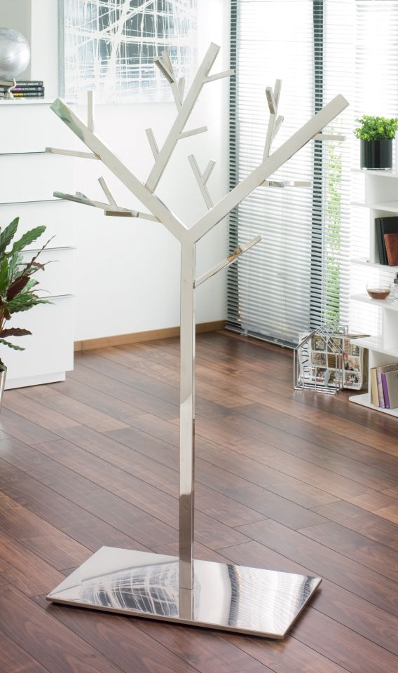 This Tree Coat Stand Would Be Awesome For Long Necklaces And Bracelets Coat Stands Modern Tree House Modern Interior Decor