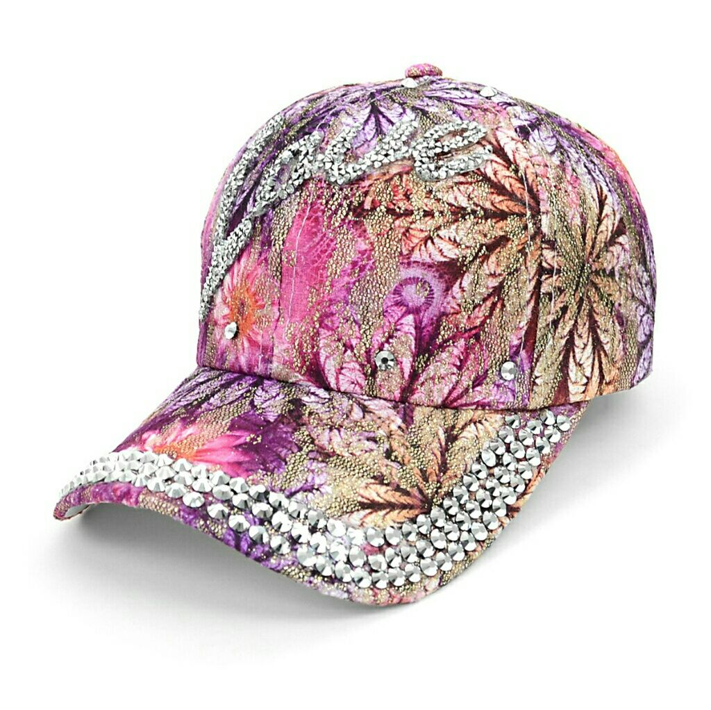 6f51aa27d73 New Bling  Love  Hottie Ball Cap