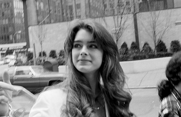 4,375 Brooke Shields 80s Photos and Premium High Res ...