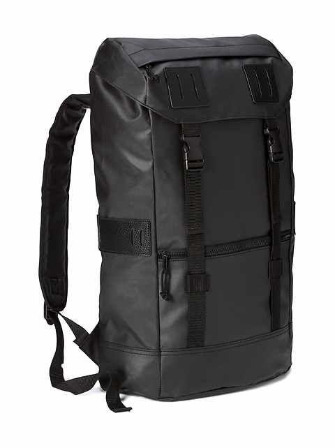 142233a31c Vinyl Coated Backpack.