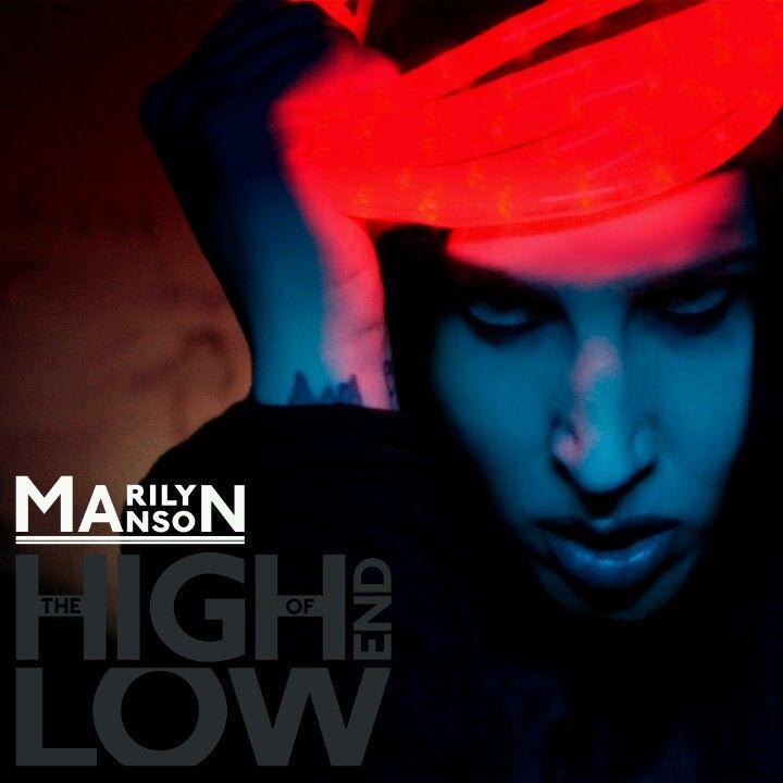 Marilyn Manson The High End Of Low Marilyn Manson Low Album Manson
