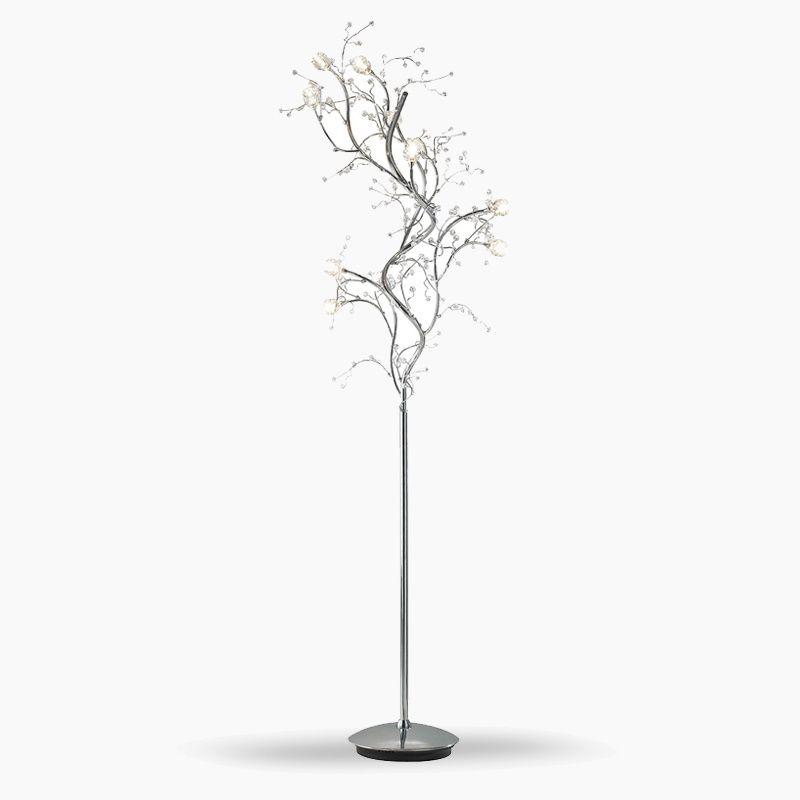 Dar Lighting Gazetta Crystal Tree