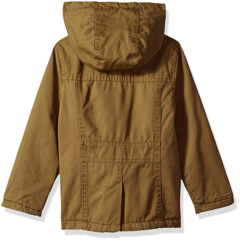 Boys Cotton Twill Jacket Saddle Brown C818dit2nac Twill Jacket Cotton Twill Jacket Boys Clothes Style [ 1500 x 1497 Pixel ]