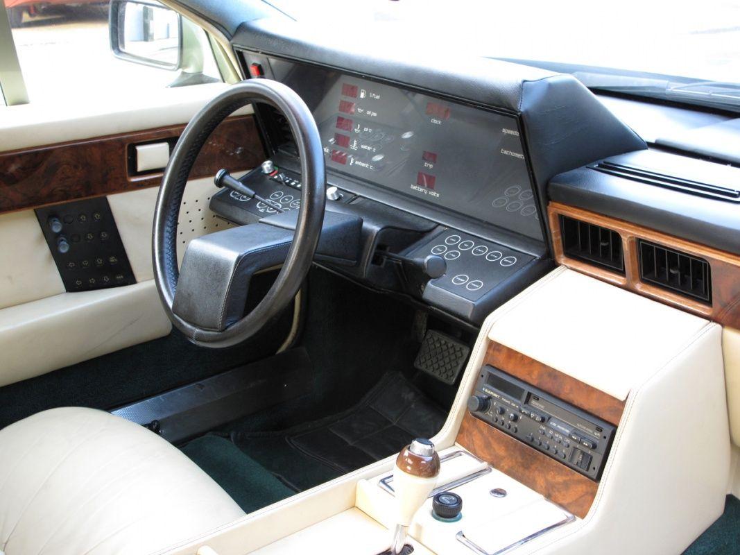 1982 Lagonda Aston Martin Lagonda Tickford