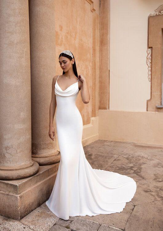 Los 100 vestidos de novia más sexys 2020: ¡acapara todas las miradas!