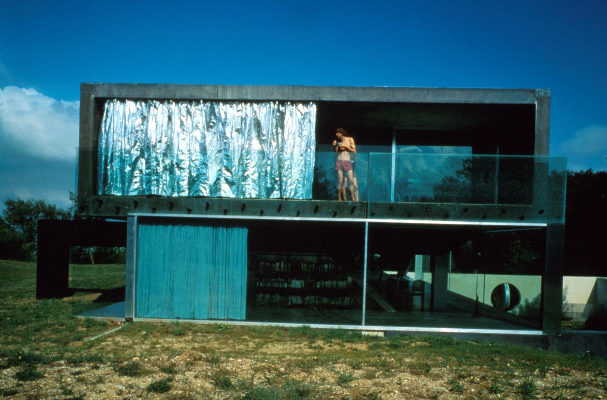 Maison bordeaux dream home bordeaux rem koolhaas glass room - Maison de l architecture bordeaux ...