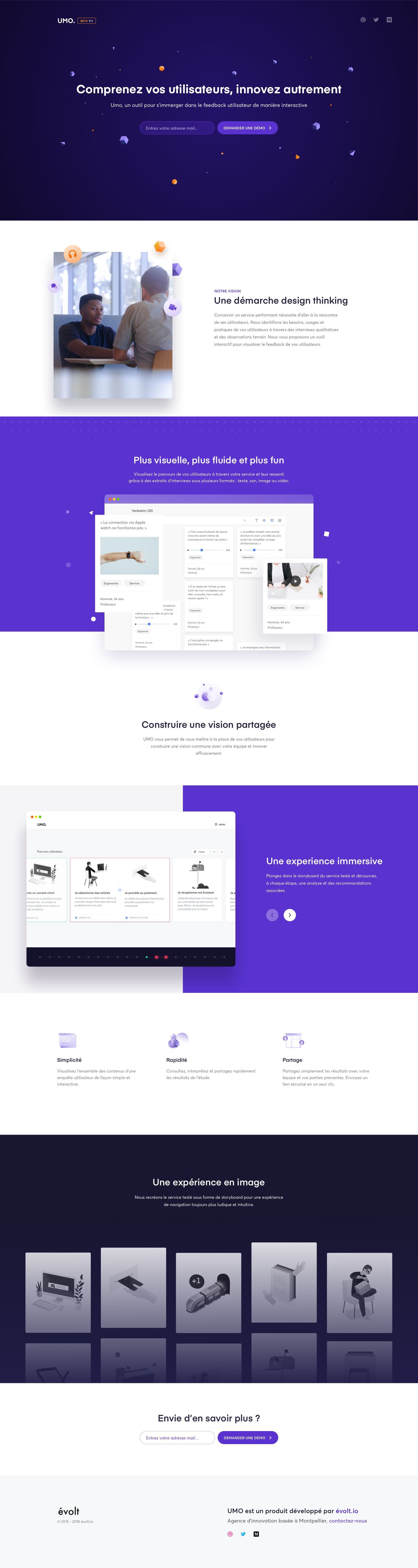 Rencontres Landing pages