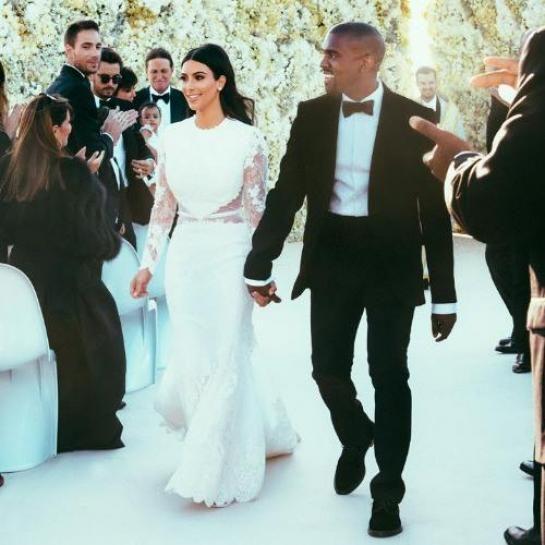 Les premières photos de Kim Kardashian et