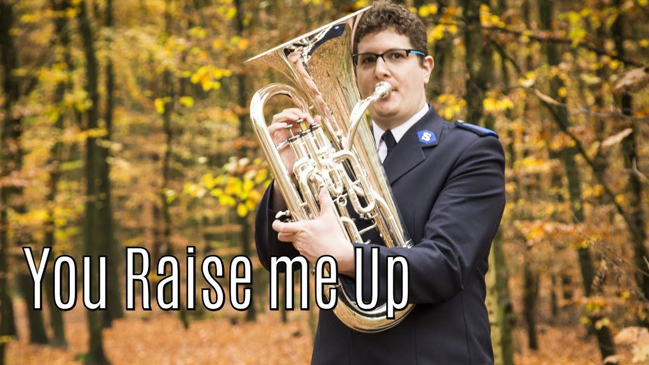 You Raise me Up arr. Martyn Thomas Solo Euphonium