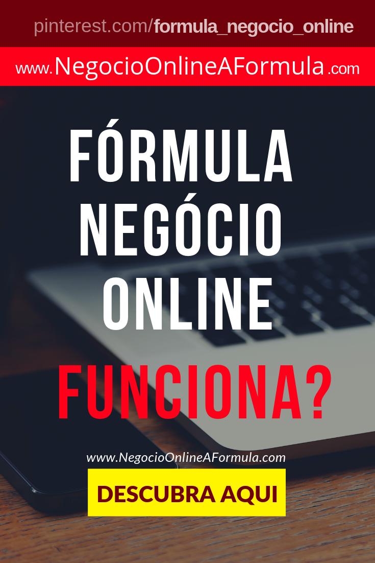fórmula negócio online aulas