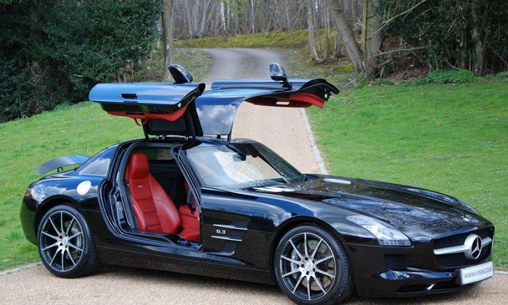 2010 Mercedes Benz Sls Amg Coupe For Sale By Vvs Uk With Images