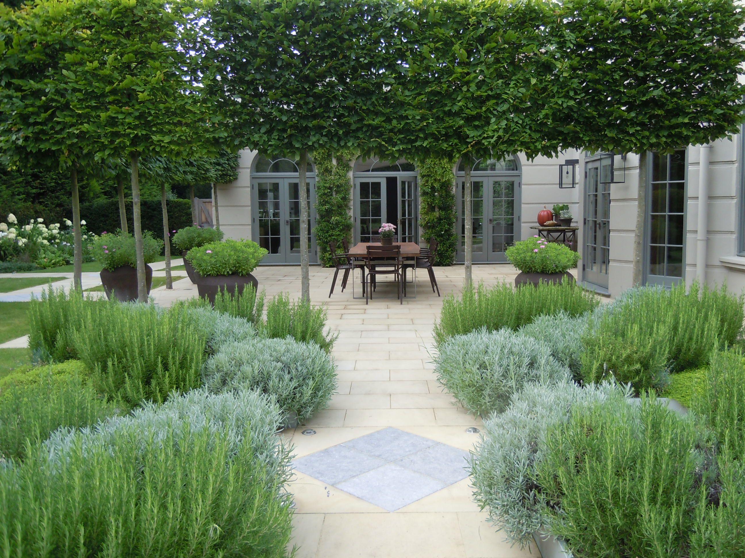 landscape architect visit a refined kitchen garden by richard miers outdoor gardens garden on kitchen garden id=31029