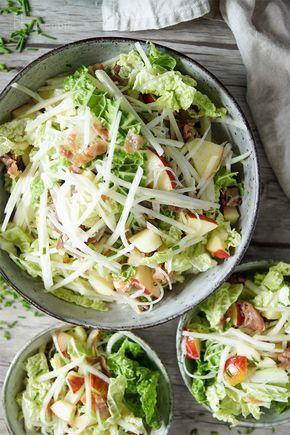 kohlrabi apfel salat mit honig dijon dressing dijon senf senf dressing und kohlrabi. Black Bedroom Furniture Sets. Home Design Ideas